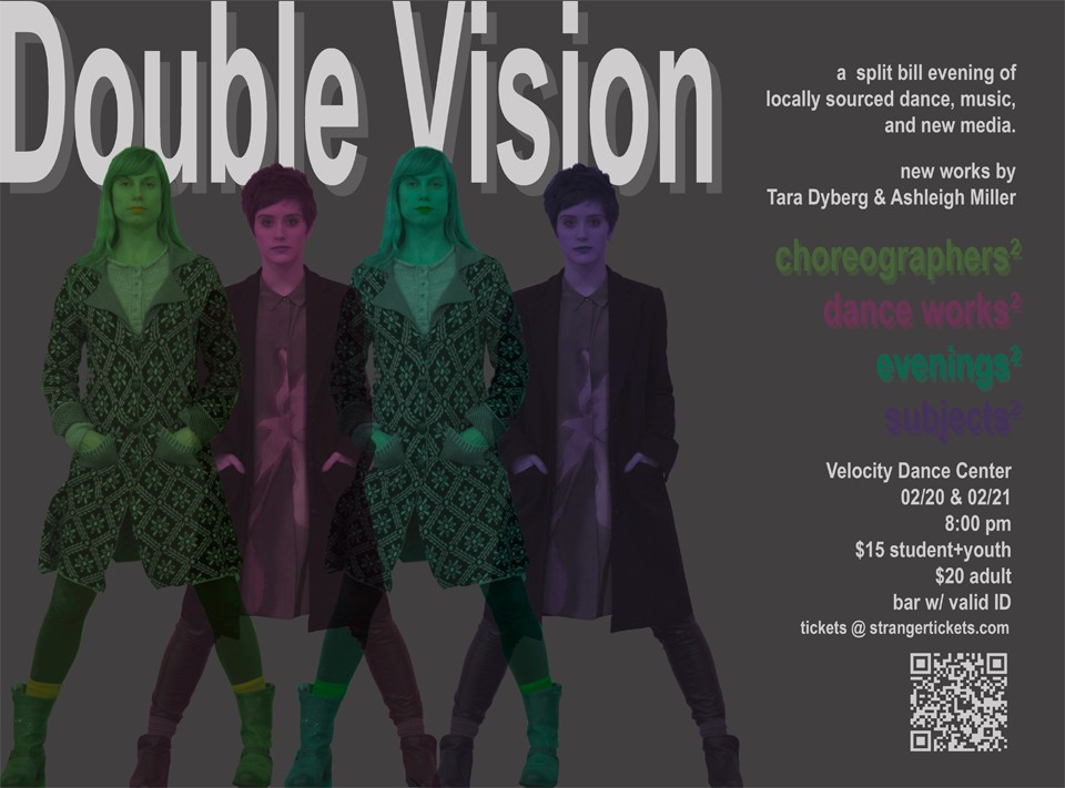 Double Vision at Velocity Dance Center
